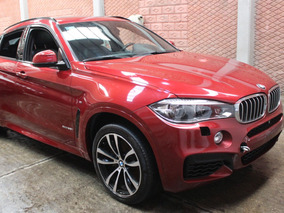 Disauto Bmw X6 M Sport 5.0 450 Hp Bi Turbo Gps Piel Qc 2018