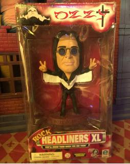 Ozzy Rock Headliners Xl Black Sabbath Head Knocker