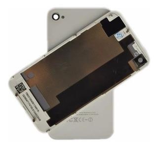 Tampa Traseira Original Apple iPhone 4 Vidro Fundo