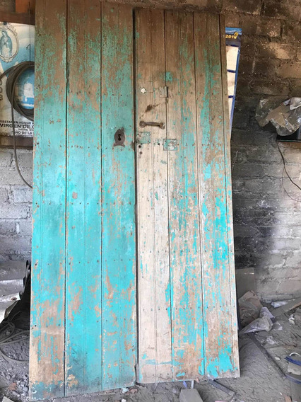 Puertas Antiguas De Casas Madera