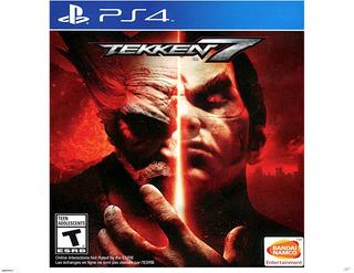 Juego Playstation 4 Tekken 7 Ps4 / Makkax