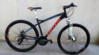 Bicicleta Rodado 28(700x38cc) Híbrida Full 21velocidad