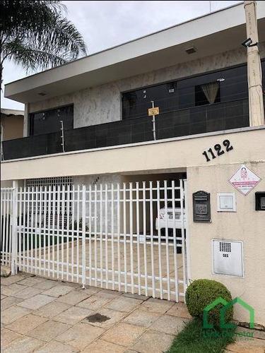 Ótima Casa Tipo Sobrado Próximo A Lagoa Do Taquaral - Ca0291