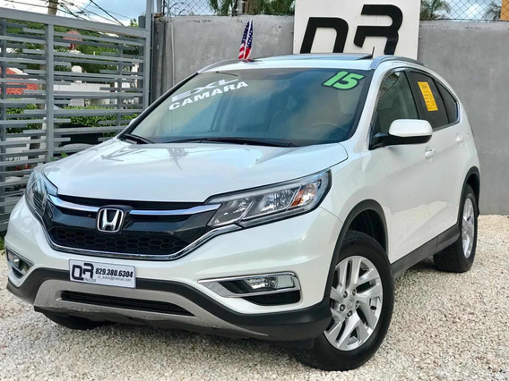 Honda Cr-v Ex-l
