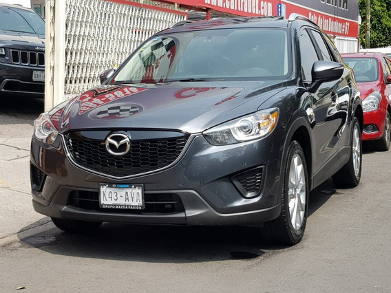 Mazda Cx5 2015 Grand Touring 2.5 Excelentes Condiciones!!