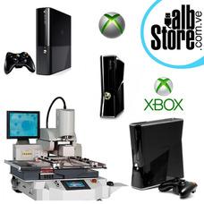 Reballing Infrarojo Xbox 360 Xbox Slim E Kinect Arcade