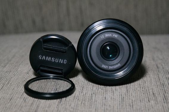 Lente Nx30mm Samsung