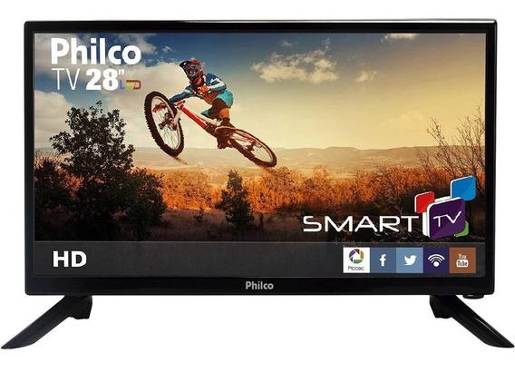 Smart Tv Led 28 Philco #(aceito Negociação)#(nova Na Caixa)#