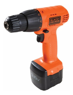 Taladro Inalambrico 9.6v Black Decker Cd961 Black Decker Rex