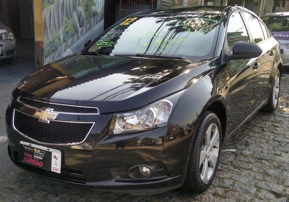 Chevrolet Cruze Lt Sedan 1.8 Flex Ano 2012