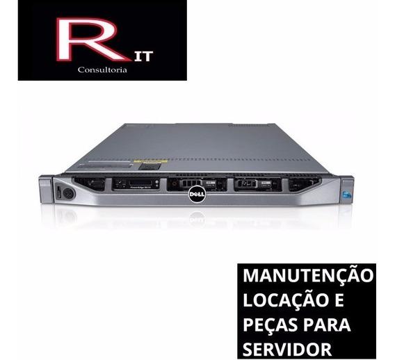 Servidor Dell Poweredge R610 16gb