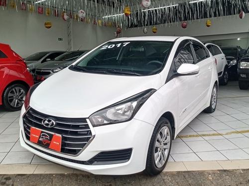 Hyundai Hb20s 2017 1.0 Comfort Plus Flex 4p