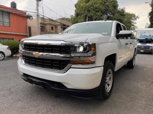 Imagen 1 de 15 de Chevrolet Silverado 2017 4.3 2500 Cab Ext Ls V6 4x2 At