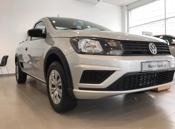 Volkswagen Saveiro Cab Simple Trendline Dc #a2