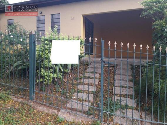 Casa Residencial À Venda, Jardim Das Figueiras, Valinhos. - Ca0333