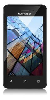 Smartphone Ms40s Branco 4 Câmera 3 Mp + 5 Mp 3g Quad Core 8g