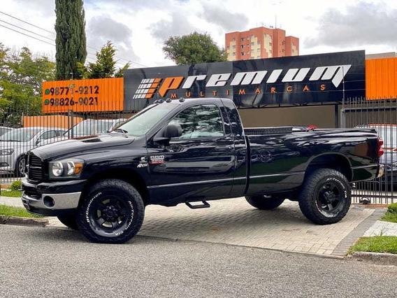 Dodge Ram 2500 H.duty 5.9 Slt Tdi Cs 4x4 Diesel