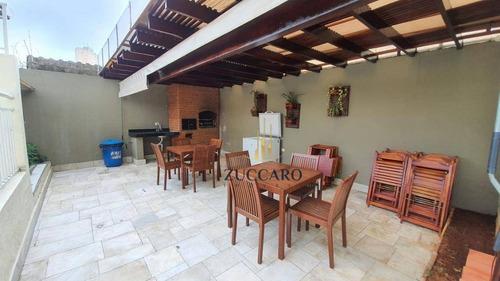 Apartamento Com 2 Dormitórios À Venda, 55 M² Por R$ 310.000,00 - Vila Das Palmeiras - Guarulhos/sp - Ap14999