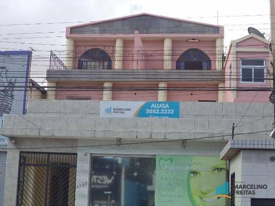 Apartamento Residencial Para Locação, Carlito Pamplona, Fortaleza - Ap1182. - Ap1182
