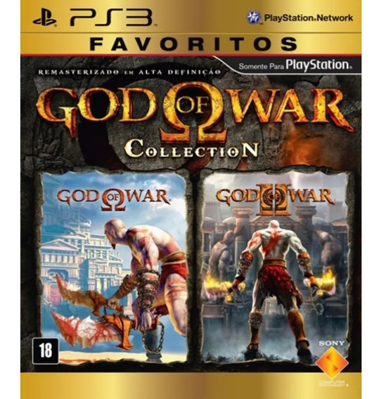 God Of War 1 E 2 Ps3 Psn Digital