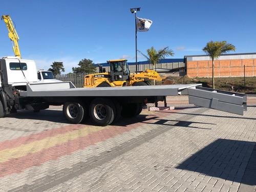 Plataforma Automotiva  2020  Truckado=prancha,randon,dambroz