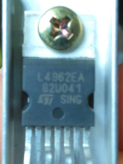 Circuito Integrado Regulador L4962ea 82u041 Usado Ok.