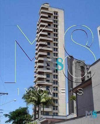 Imagem 1 de 30 de Apartamento Duplex Com 5 Dormitórios À Venda, 700 M² Por R$ 2.700.000,00 - Centro - Mogi Das Cruzes/sp - Ad0008