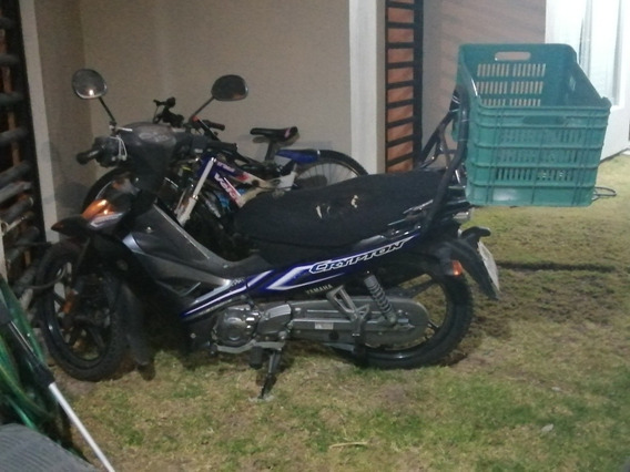 Yamaha Yamaha Cripton 110