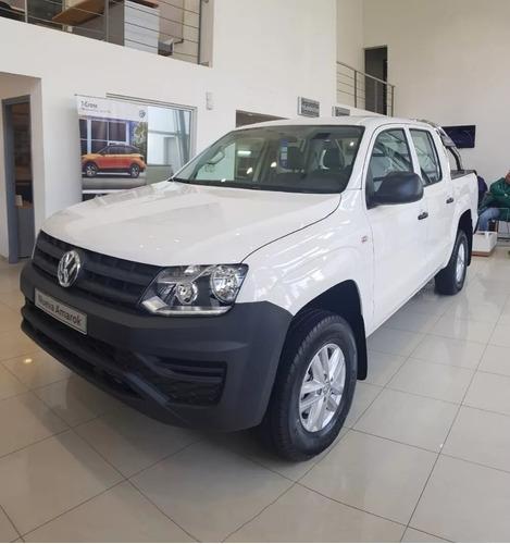 Volkswagen Amarok Trendline 4x2 0km Manual 2021 Precio Dc