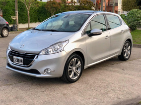 Peugeot 208 1.6 Feline Pack Cuir 2013 Tope De Gama Impecable
