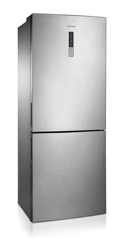 Geladeira/refrigerador 435 Litros 2 Portas Inox Barosa - Samsung - 110v - Rl4353rbasl/az