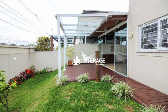 Casa Com 3 Dormitórios À Venda, 135 M² Por R$ 700.000,00 - Santa Felicidade - Curitiba/pr - Ca0150