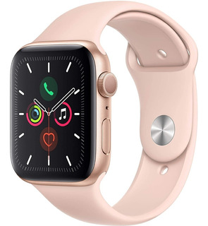 Apple Watch Serie 5 40mm Gps/caixa De Alumínio Rose Com Puls