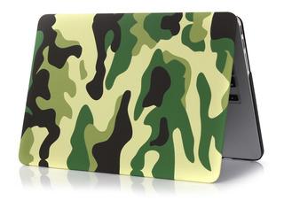 Protector De Acrilico Camuflado - Macbook Pro 13