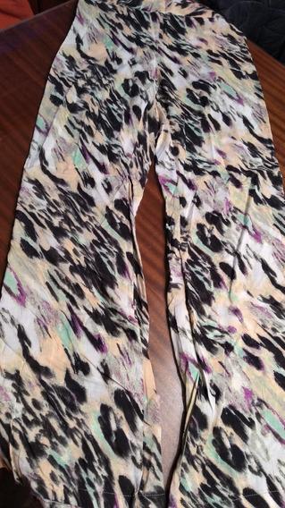 Pantalones Anchos Mujer Fibrana Mercadolibre Com Ar