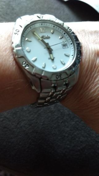 Relógio Modo Cristal Safira Modelo 115.452.549.60 - Usado