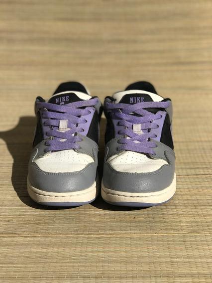 Zapatillas Originales Blanco Y Lila