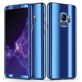 7905754e132 For Samsung Galaxy A5 (2017) - Blue - 360° Galjanoplast-7025 por Ebay