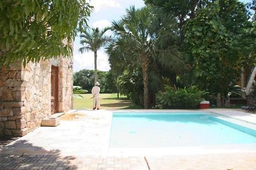 Imagen 1 de 30 de Hacienda En Venta En Yucatán Espectacular Con Lienzo - 80 Hectáreas
