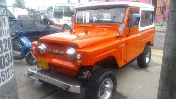 Nissan Patrol Camioneta 1977