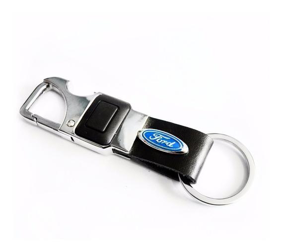 Chaveiro Ford Lanterna Abridor Garrafa Ranger F250 Focus