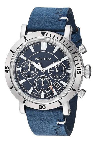 Relógio Nautica Napfmt002