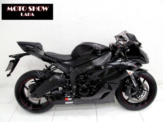 Kawasaki Zx 6r 2012/2012 Preta
