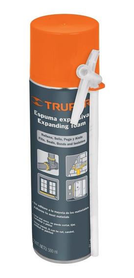 Espuma Expansiva Poliuretano 500 Ml Truper 10920