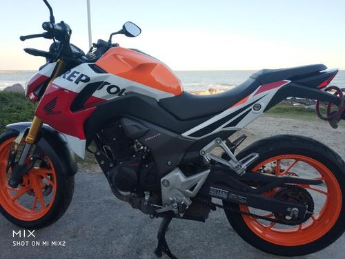 Honda 190cc Repsol