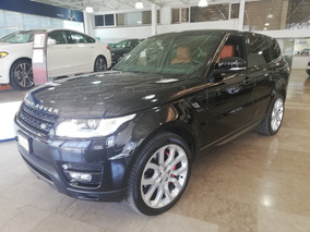 Land Rover Range Rover Sport 5.0l Supercharged At