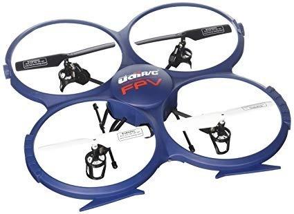Drone Udirc C/ Câmera Discovery - Wifi U818a 360°