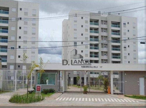 Imagem 1 de 13 de Apartamento Residencial À Venda, Jardim America, Paulínia. - Ap16600