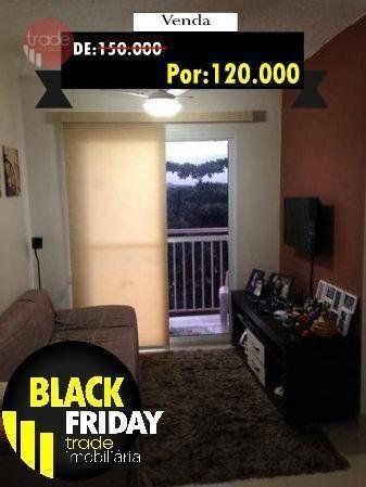 Apartamento Residencial À Venda, Campos Elíseos, Ribeirão Preto. - Ap2067