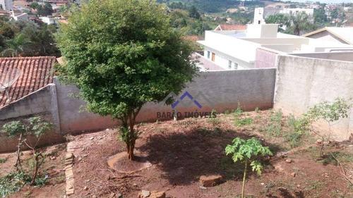 Imagem 1 de 8 de Terreno À Venda, 386 M² Por R$ 351.100,00 - Retiro Das Fontes - Atibaia/sp - Te0137